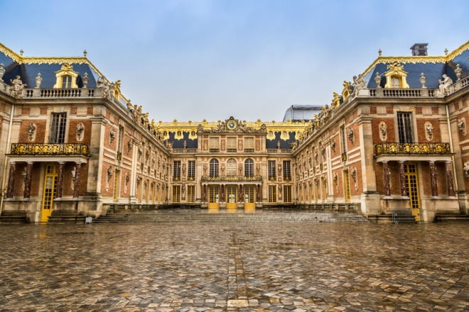 Versailles Castle, France